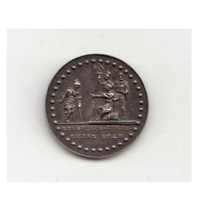 Napoléon I les invalides prussiens reçoivent leur solde 1806