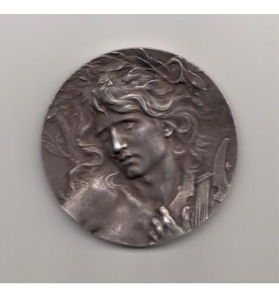 Orphée par Lucien Coudray s.d. ( 1899 )