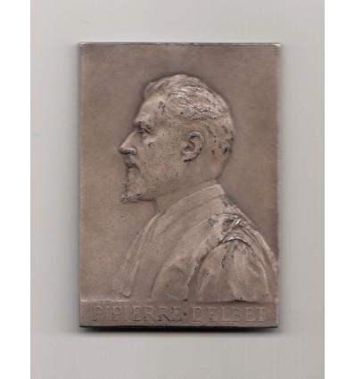 Portrait de Pierre Delbet, membre de l'Académie de médecine par  P. Richer 1910