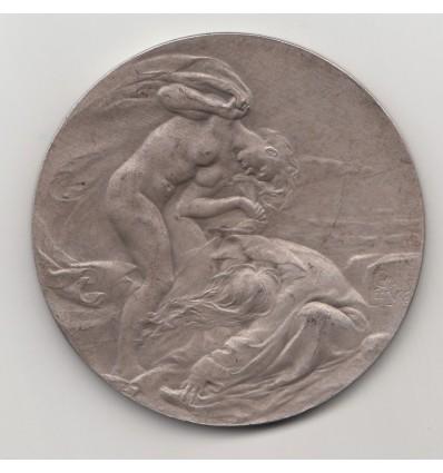 Le vent par Camille Lefèvre s.d. ( 1906 )