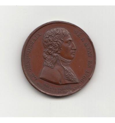 Bataille de Marengo, mort du général Desaix 1800