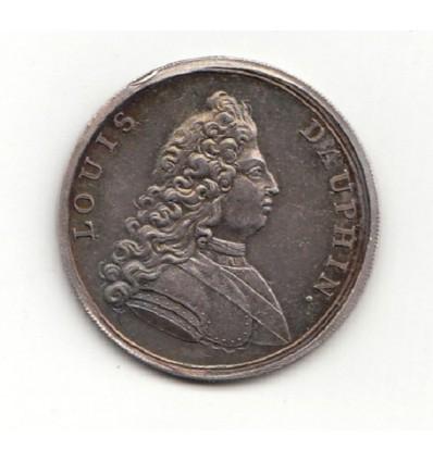 Jeton Louis de France, Grand Dauphin 1711