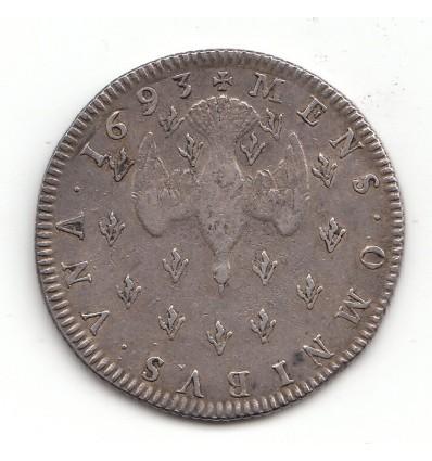 Jeton Louis XIV ordre du Saint-Esprit 1693