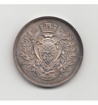 Jeton compagnie générale des assurances rémoises 1879