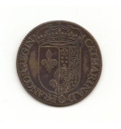 Jeton Catherine de Médicis s.d.
