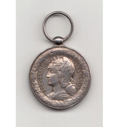Médaille militaire pour les campagnes du Tonkin-Chine-Annam 1883-1885