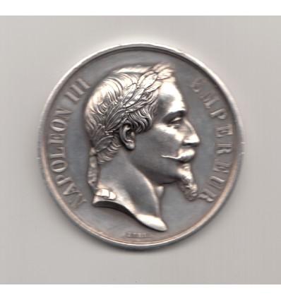 Napoléon III épidémie de choléra 1866