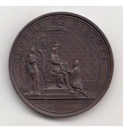 Louis XIV promotion des chevaliers de l'Ordre du Saint-Esprit 1662