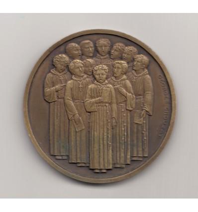Manécanterie des petits chanteurs à la croix de bois par Georges Crouzat s.d.