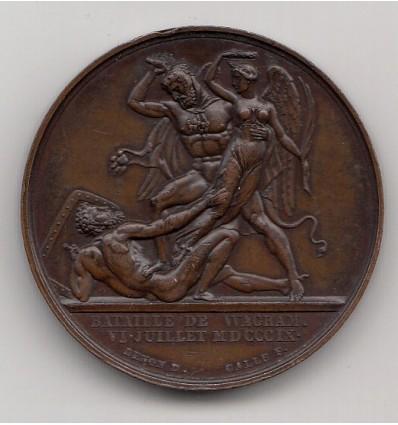 Napoléon I bataille de Wagram 1809