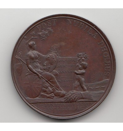Angleterre paix d'Amiens Marquis de Cornwallis 1802