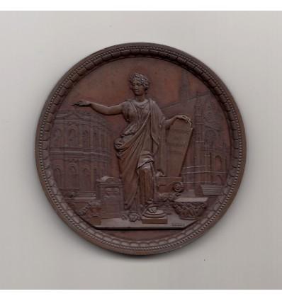 Louis-Philippe I conservation des monuments historiques 1845