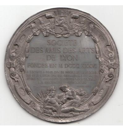 Société des amis des arts de Lyon 1841