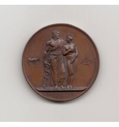 Napoléon I La vaccine 1804