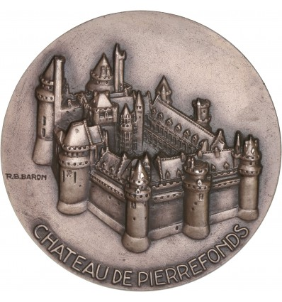 Château de Pierrefonds ( Dép. de l'Oise ) par R.B. Baron s.d.