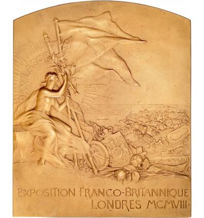 Exposition franco-britannique par Charles Pillet 1908