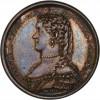Mariage de Louis XV et Marie Leszczynska par Duvivier 1725