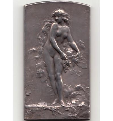 La vigne par Louis Coudray s.d. ( 1902 )
