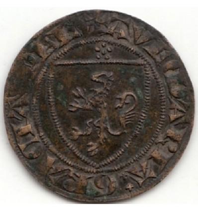 Jeton de compte Comtes de Flandre