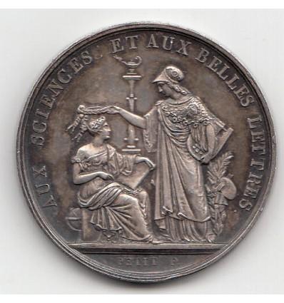 Collège royal Louis-Le-Grand concours général attribuée 1834