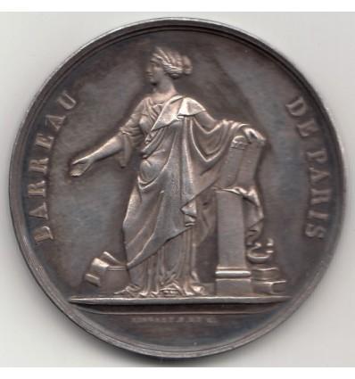 Louis-Philippe I, Barreau de Paris 1888