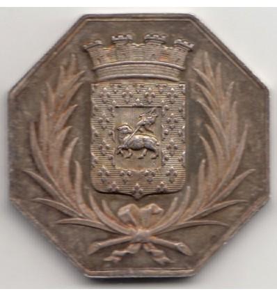 Jeton caisse d'épargne de Carcassonne 1834