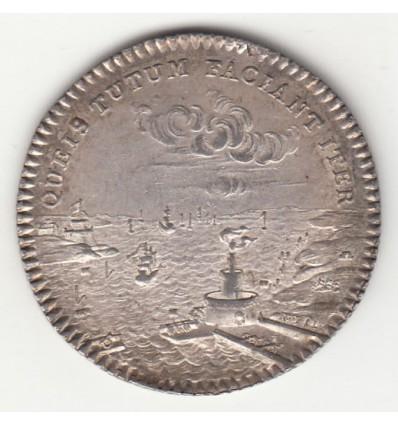 Jeton chambre de commerce de Picardie 1761