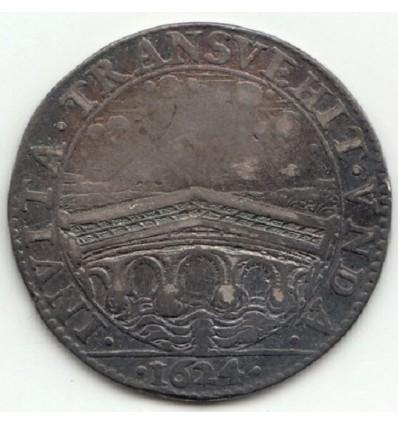 Jeton Louis XIII Ponts et Chaussées 1624