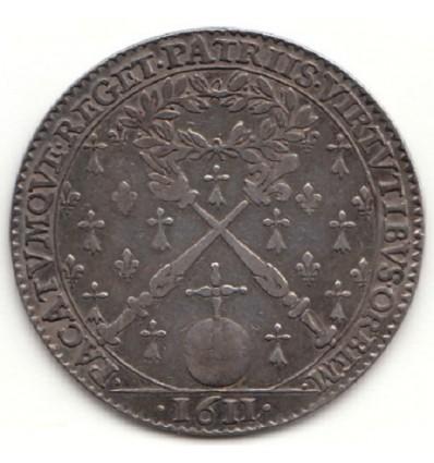 Jeton Louis XIII chambre des comptes de Bretagne 1611