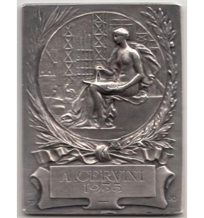 Chambre syndicale des entrepreneurs de travaux publics par Rasumny 1935