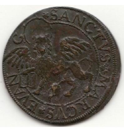 Jeton de compte au lion de Saint-Marc s.d. ( XVI e )