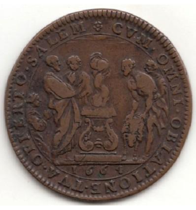 Jeton Gabelles de France 1664