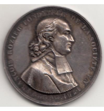 Jeton société d'agriculture, d'histoire naturelle et arts utiles de Lyon 1834