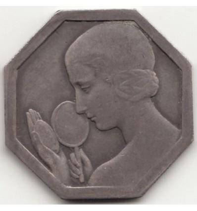 Jeton société française de numismatique s.d.