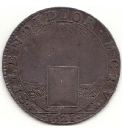 Jeton Louis XIII conseil du roi 1621