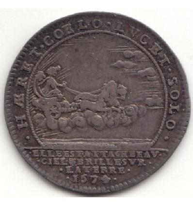 Jeton Marie-Thérèse d'Autriche 1681