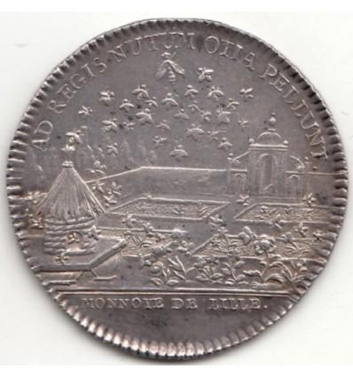 Jeton La Monnaie de Lille s.d.