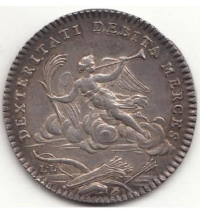 Jeton Chevaliers de l'Arc, ville de Lyon s.d.