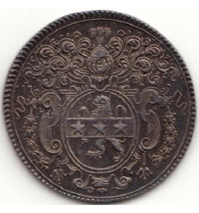 Jeton aux armes de Berthaut, voyer de la ville de Lyon s.d.