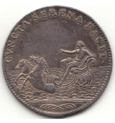 Jeton société de commerce de Rouen 1797