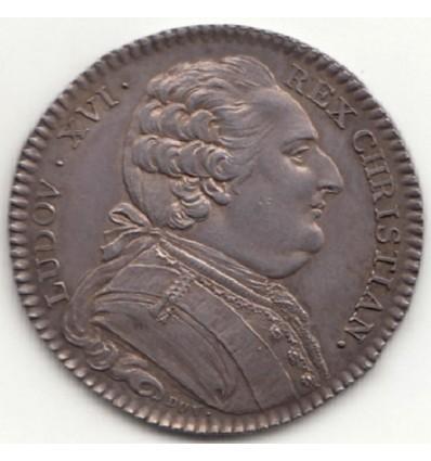 Jeton Louis XVI société royale de médecine s.d.