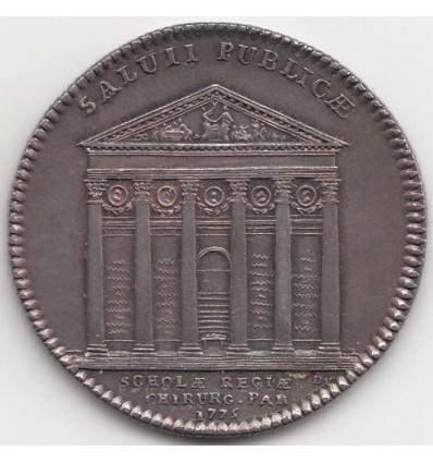 Jeton Louis XVI académie royale de chirurgie 1775