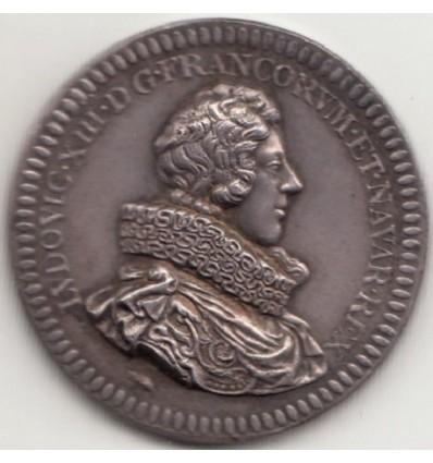 Médaille Louis XIII 1610-1643