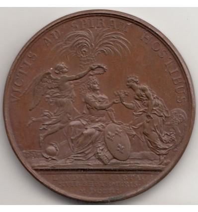 Louis XIV Bataille de Spire et prise de Landau par Mauger 1703