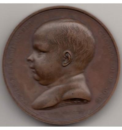 Napoléon I naissance du roi de Rome 1809