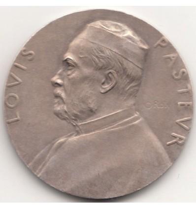 Louis Pasteur par Roty 1888