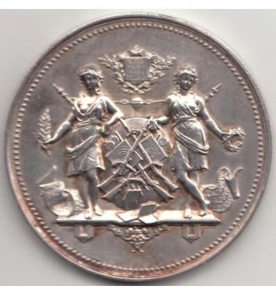 La Patriote, société de tir de boulogne sur seine 1890
