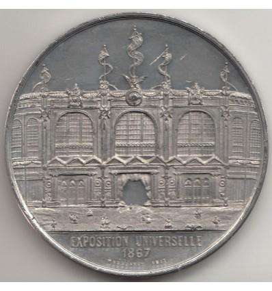 Eugénie impératrice exposition universelle de 1867