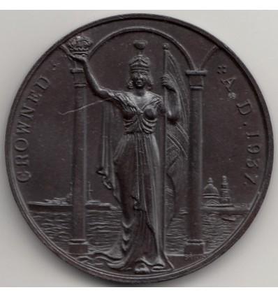 Royaume-Uni,  Edward VIII couronnement 1937