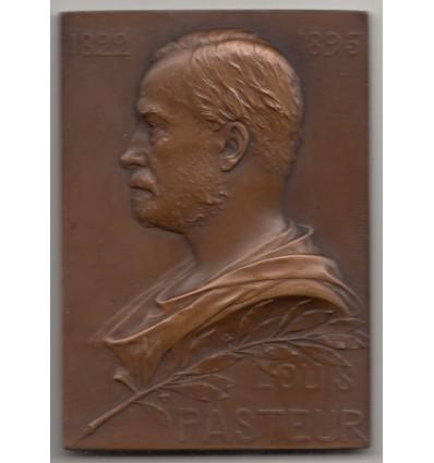 Louis Pasteur par G. Prud'homme 1910